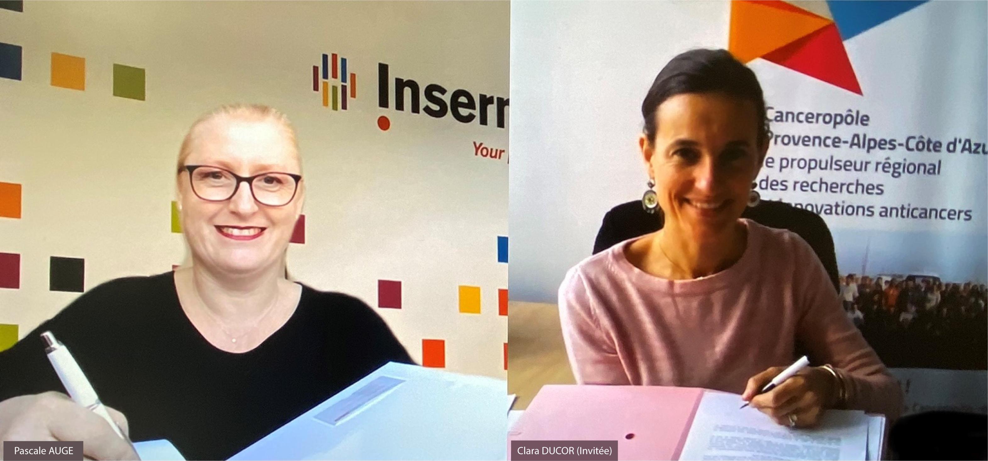 Le Canceropôle Provence-Alpes-Côte d'Azur et Inserm Transfert renforcent leur collaboration dans