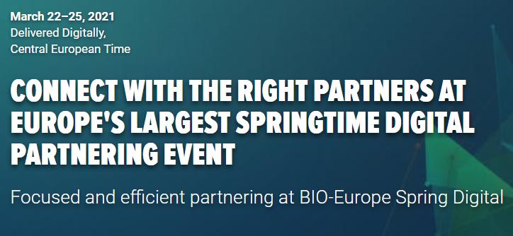 Inserm Transfert participe au BIO-Europe Spring