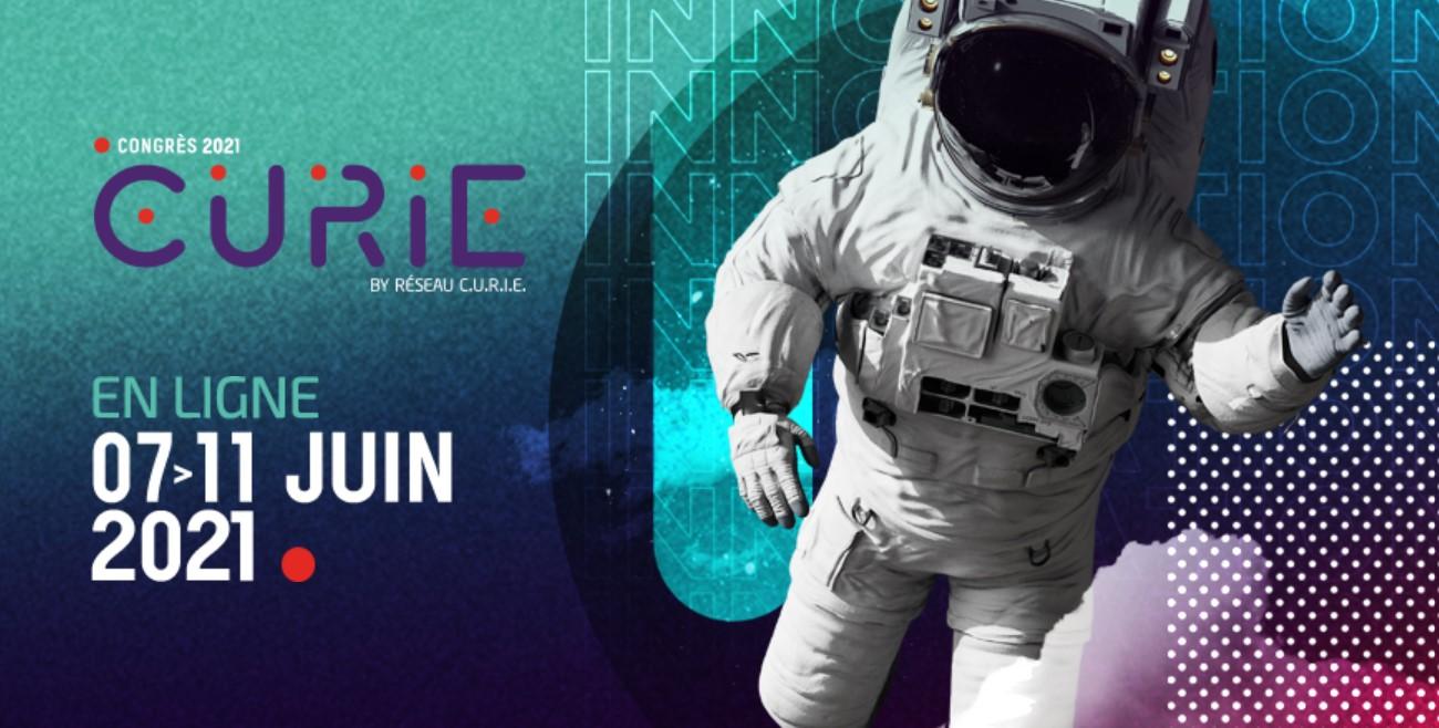 Congrès Curie - Juin 2021