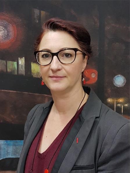 Claire Giry, membre du conseil de surveillance d'Inserm Transfert