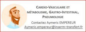 Contact Cardio-vasculaire et Métabolisme, Gastro-intestinal, Pneumologie