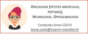 Contact Oncologie, Neurologie,Ophtalmologie